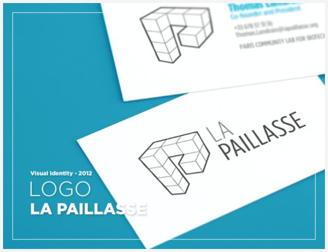 Visual identity • La Paillasse