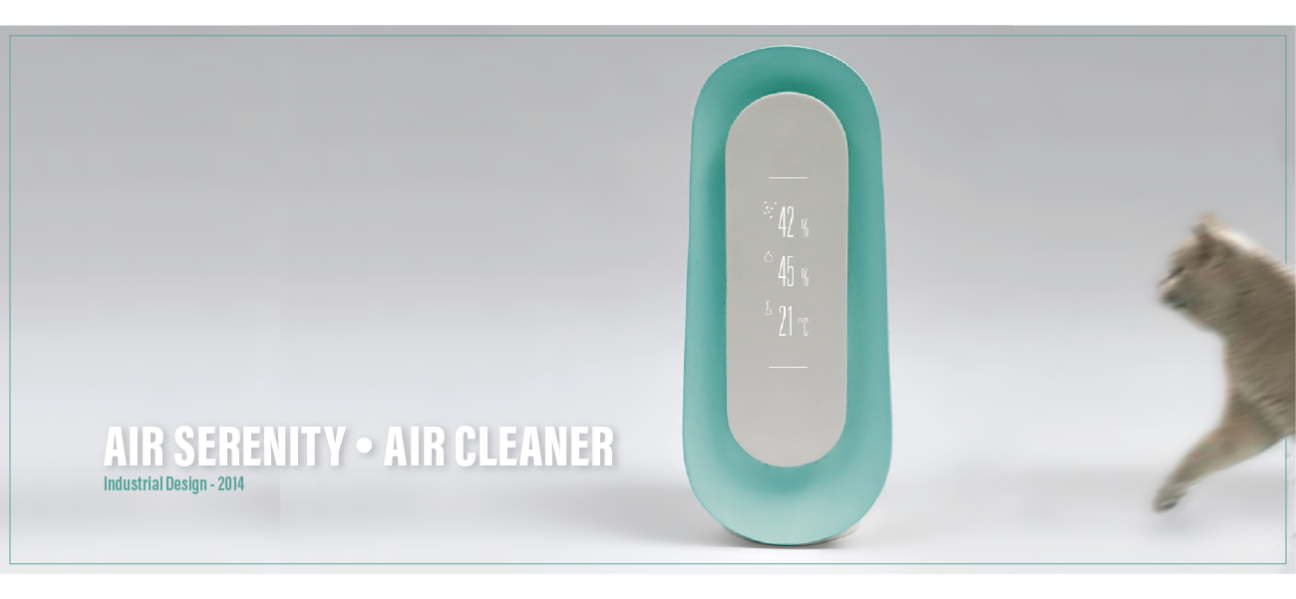 Air cleaner – Air serenity