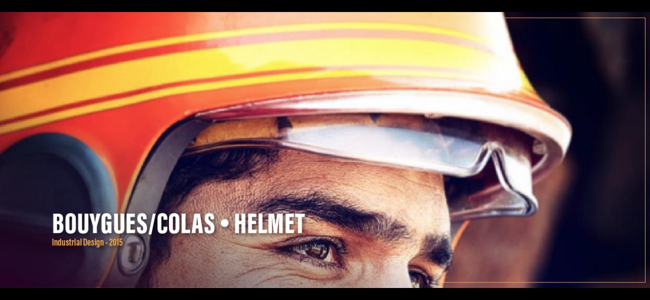 Oscar Helmet • Colas & Bouygues