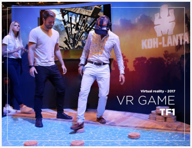 TF1 VR kohlanta