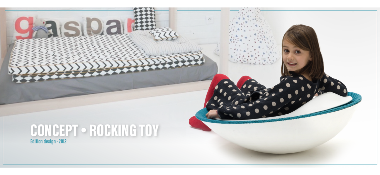 Rocking toy – Concept