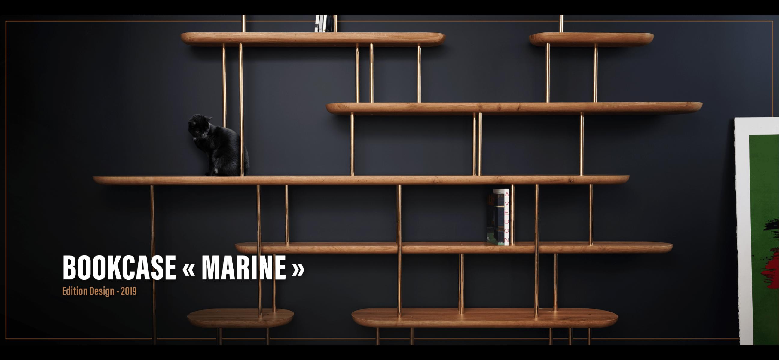 Bibliothèque «Marine»